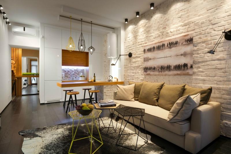 малък двустаен апартамент 6