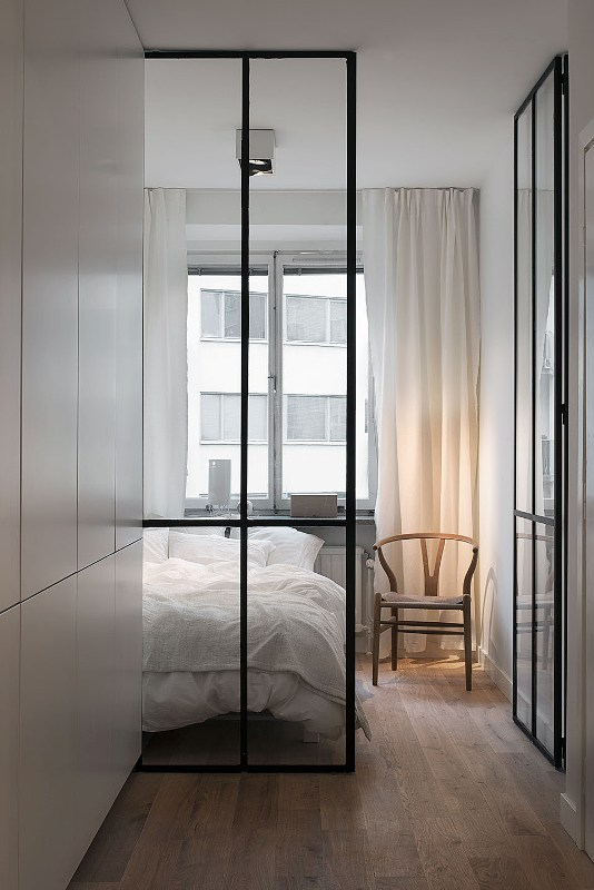 малък скандинавски апартамент 4