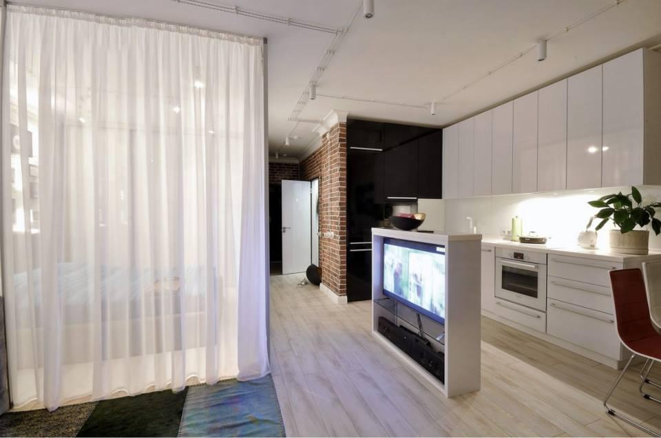 руски малък апартамент 6
