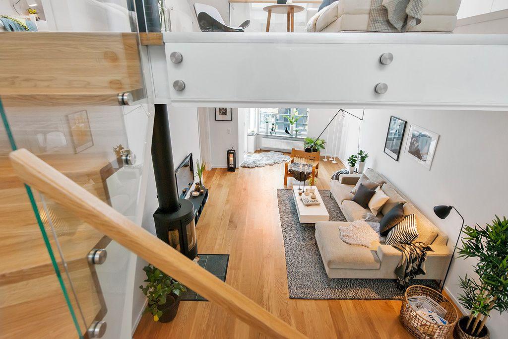 скандинавски апартамент 1