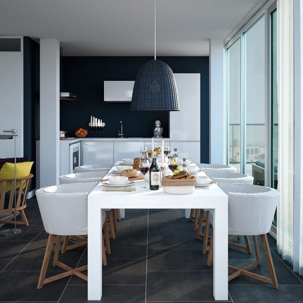 черно бяла кухня 11