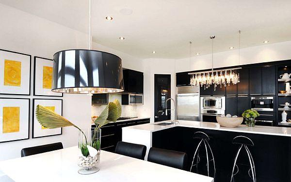 черно бяла кухня 13