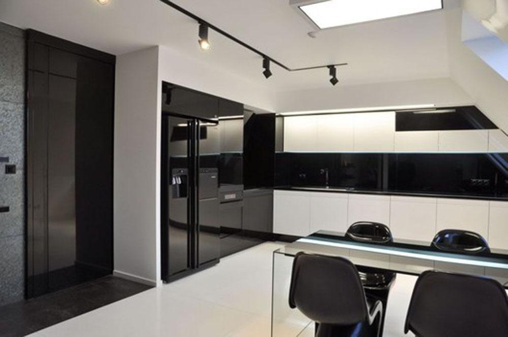 черно бяла кухня 14-2