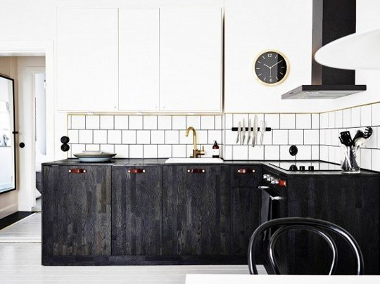 черно бяла кухня 18