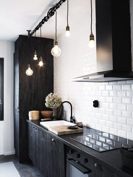 черно бяла кухня 19