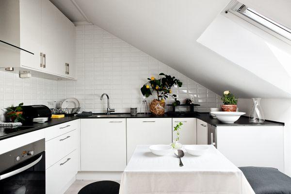 черно бяла кухня 2