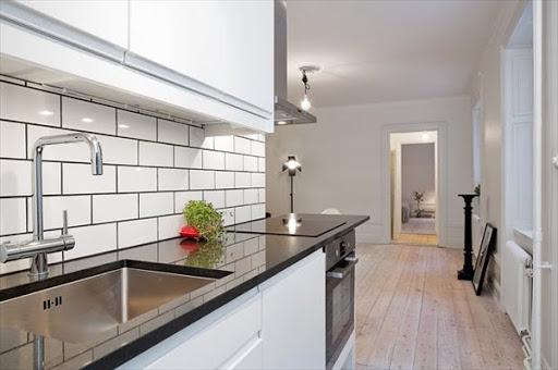 черно бяла кухня 6-2