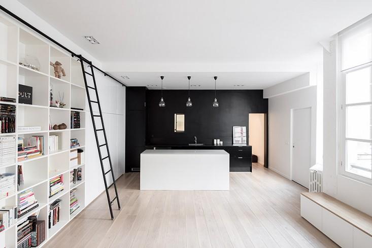 черно бяла кухня 8-1