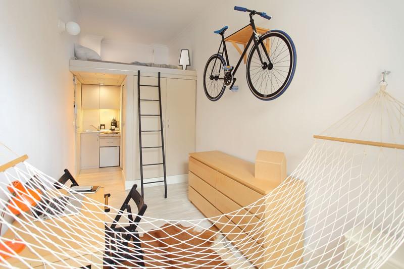 апартамент 13 кв м - 1