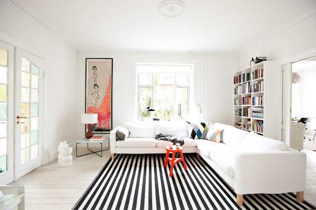 килим на ивици