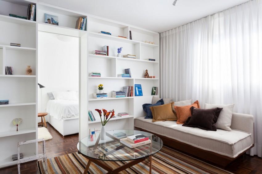 малък елегантен апартамент - 1
