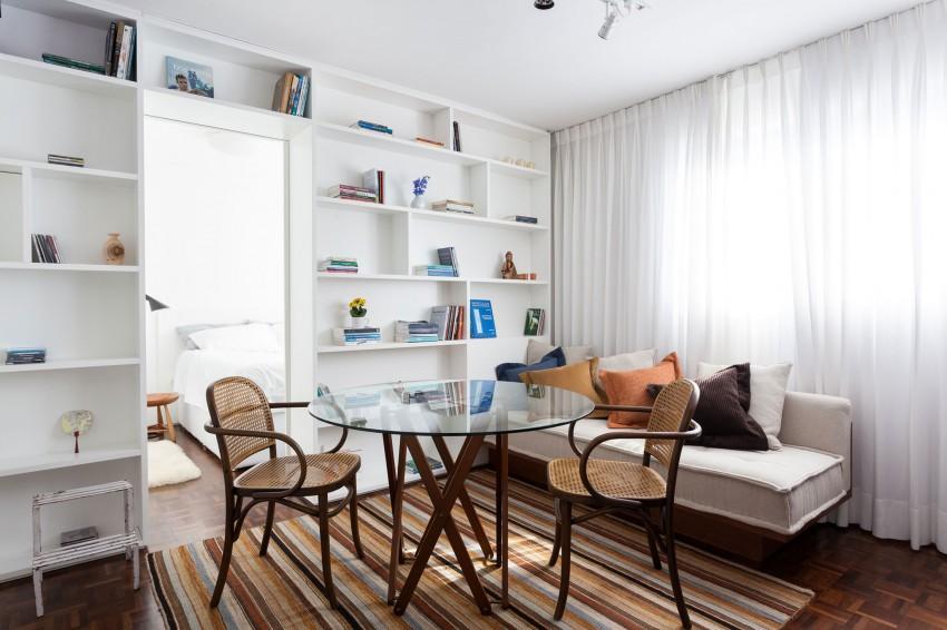 малък елегантен апартамент - 10