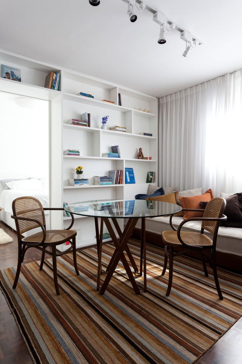малък елегантен апартамент - 11