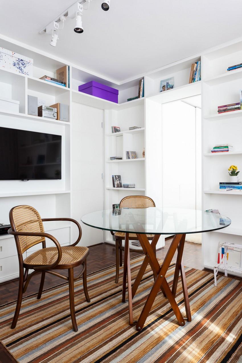 малък елегантен апартамент - 12