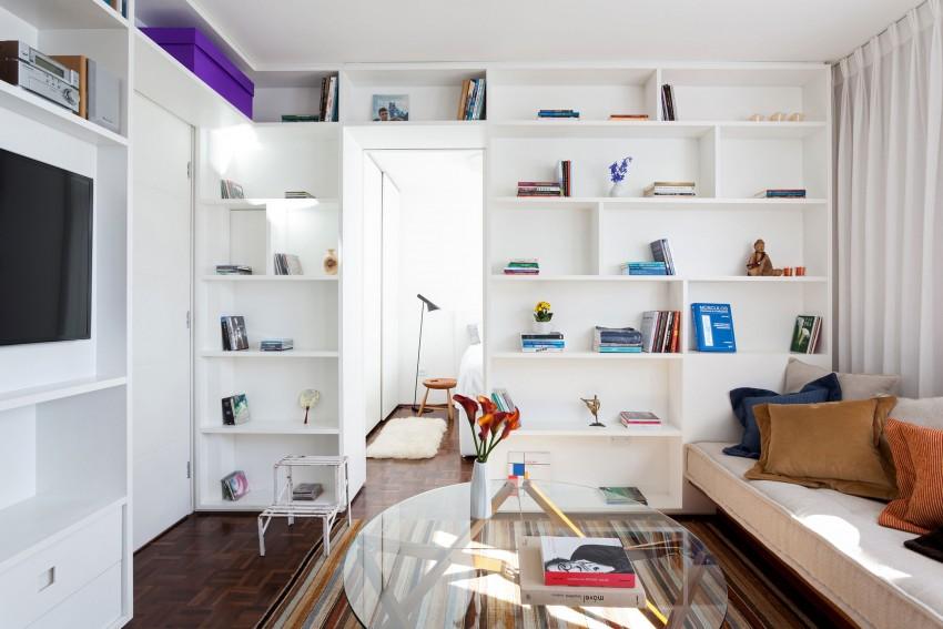 малък елегантен апартамент - 4