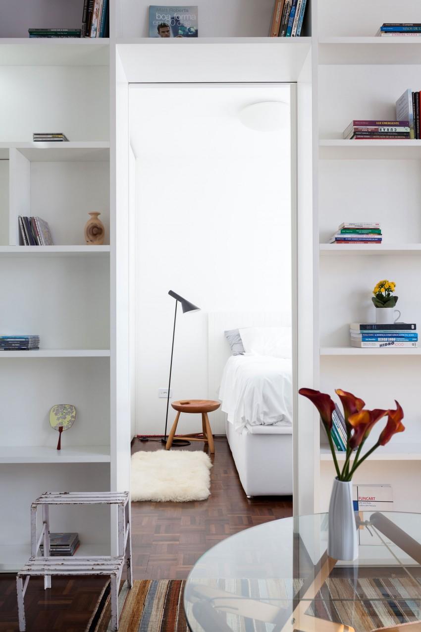 малък елегантен апартамент - 6