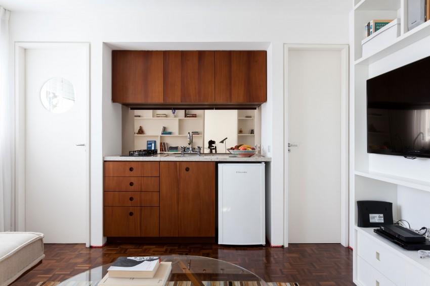 малък елегантен апартамент - 7