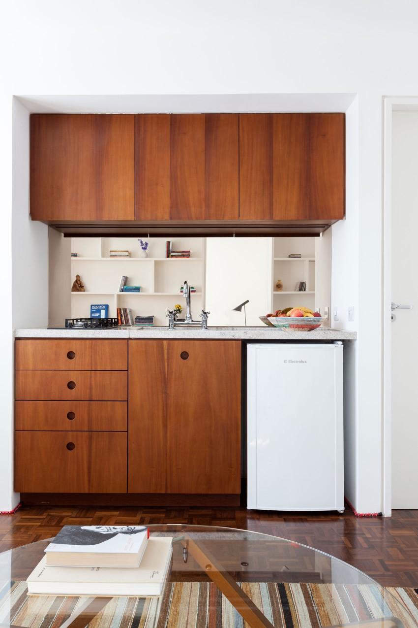малък елегантен апартамент - 8