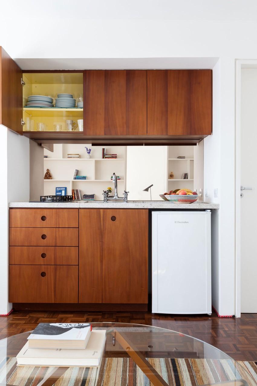 малък елегантен апартамент - 9