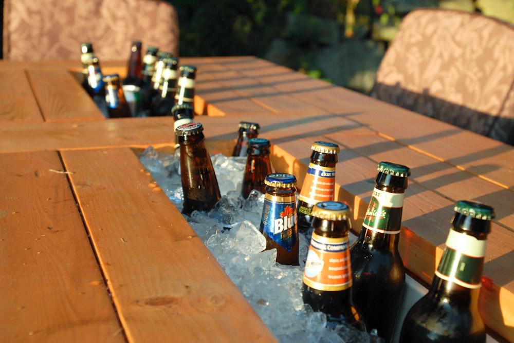 маса за бира