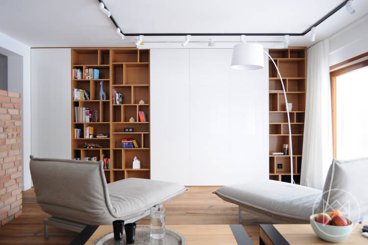 свеж и модерен апартамент 22