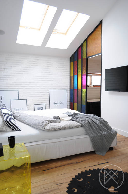 свеж и модерен апартамент 28