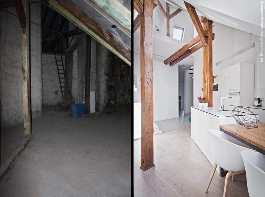 стар таван - жилище 1
