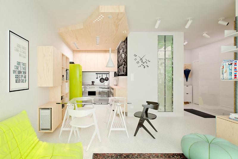 апартамент за номади - 1