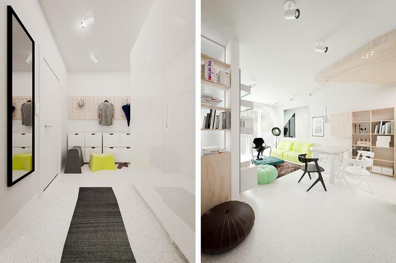 апартамент за номади - 2