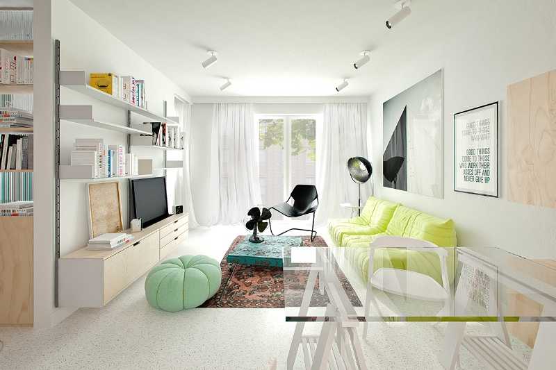 апартамент за номади - 4
