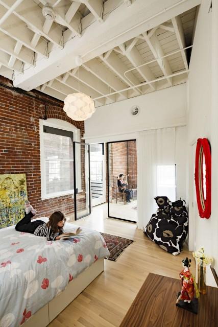 апартамент с интересно разпределение - 8
