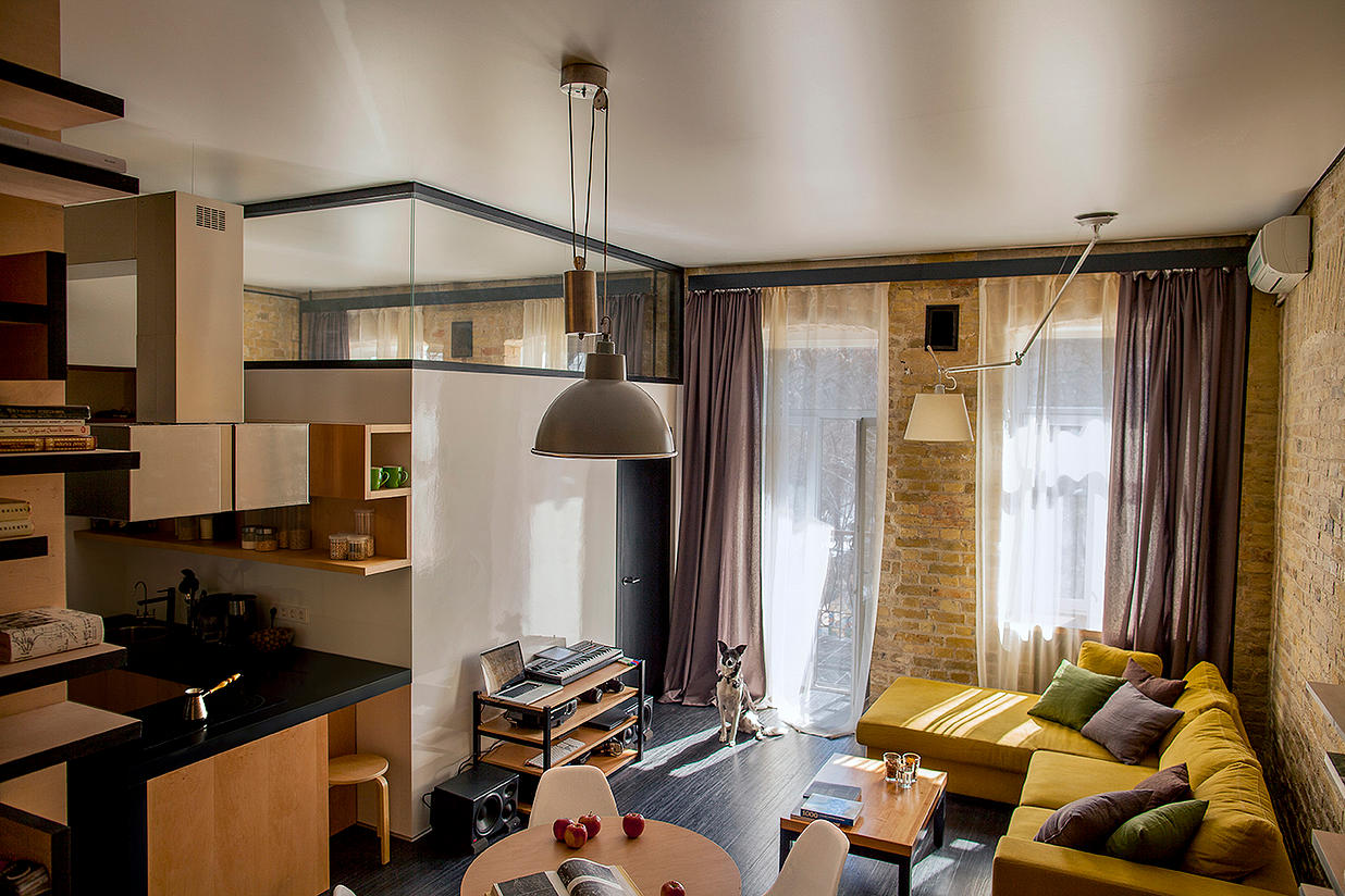 апартамент с хитро разпределение - 17