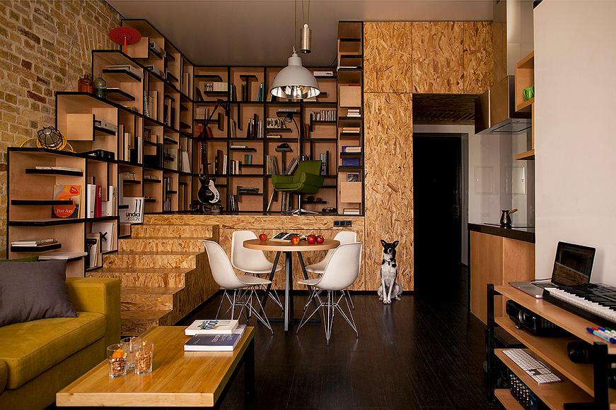 апартамент с хитро разпределение - 4