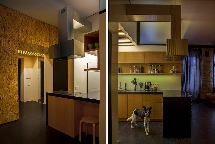 апартамент с хитро разпределение - 8