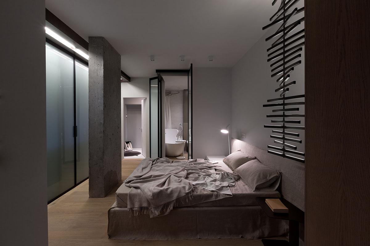 елегантен апартамент в стила на kenzo - 14
