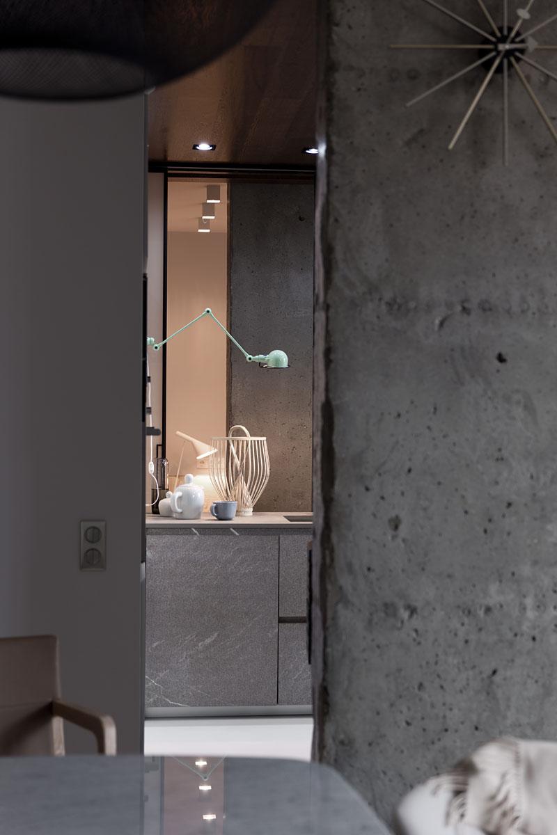 елегантен апартамент в стила на kenzo - 18