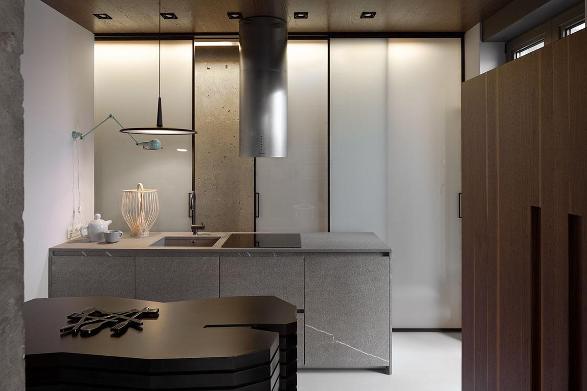 елегантен апартамент в стила на kenzo - 19