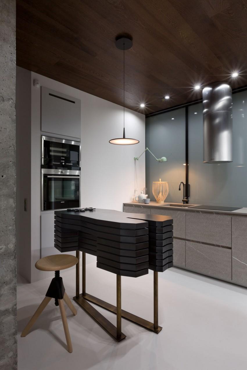 елегантен апартамент в стила на kenzo - 22