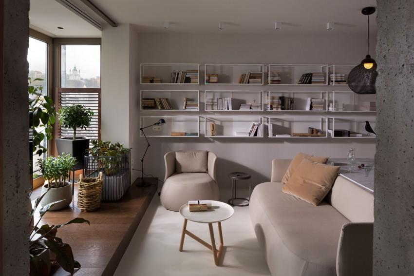 елегантен апартамент в стила на kenzo - 23