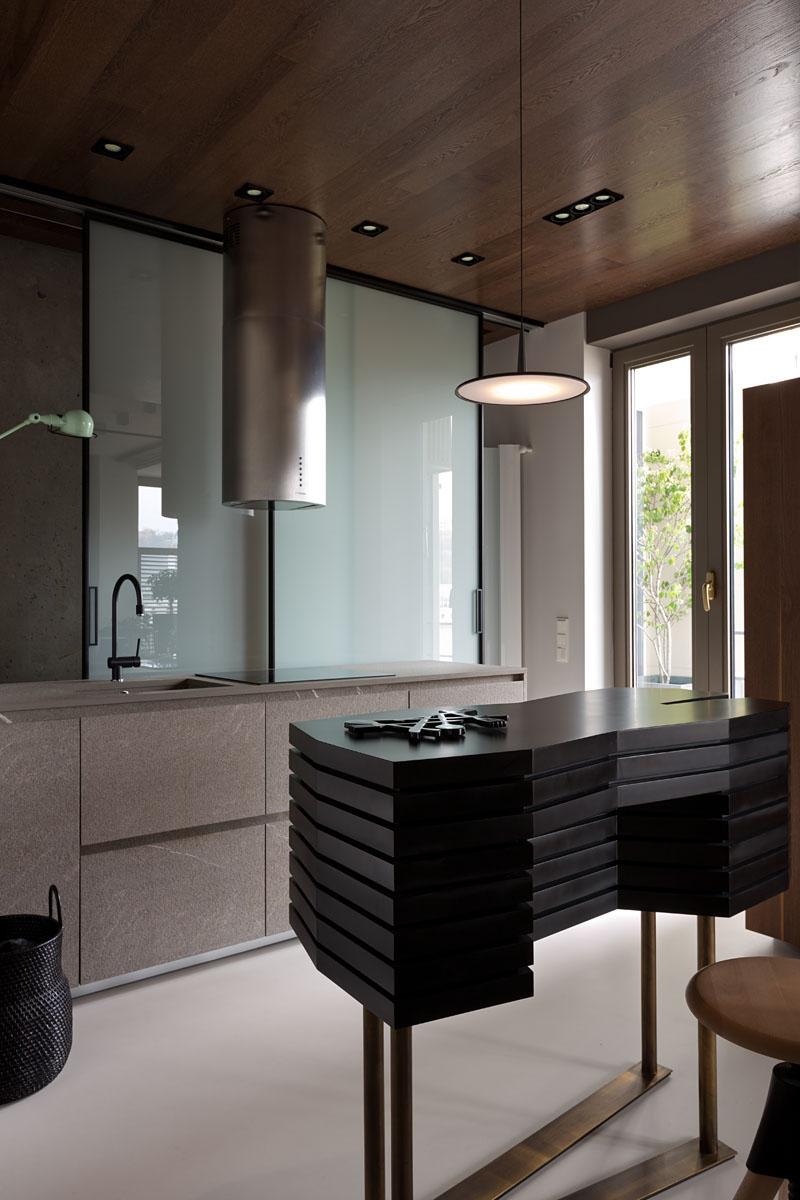 елегантен апартамент в стила на kenzo - 3