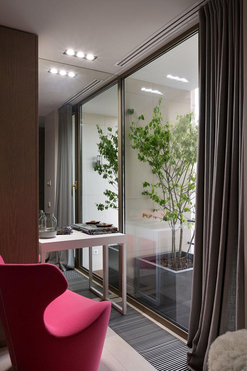 елегантен апартамент в стила на kenzo - 8