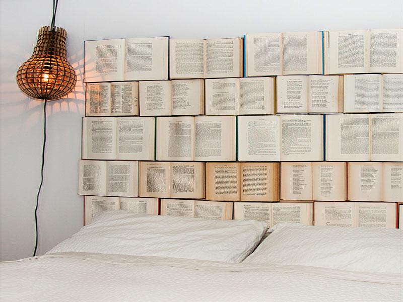 книги зад леглото - 2