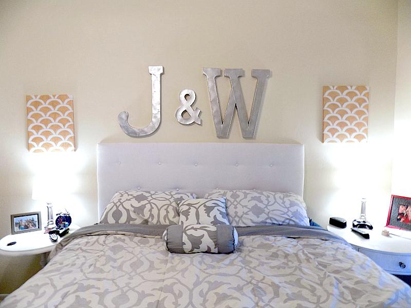 направи си сам - табло за легло