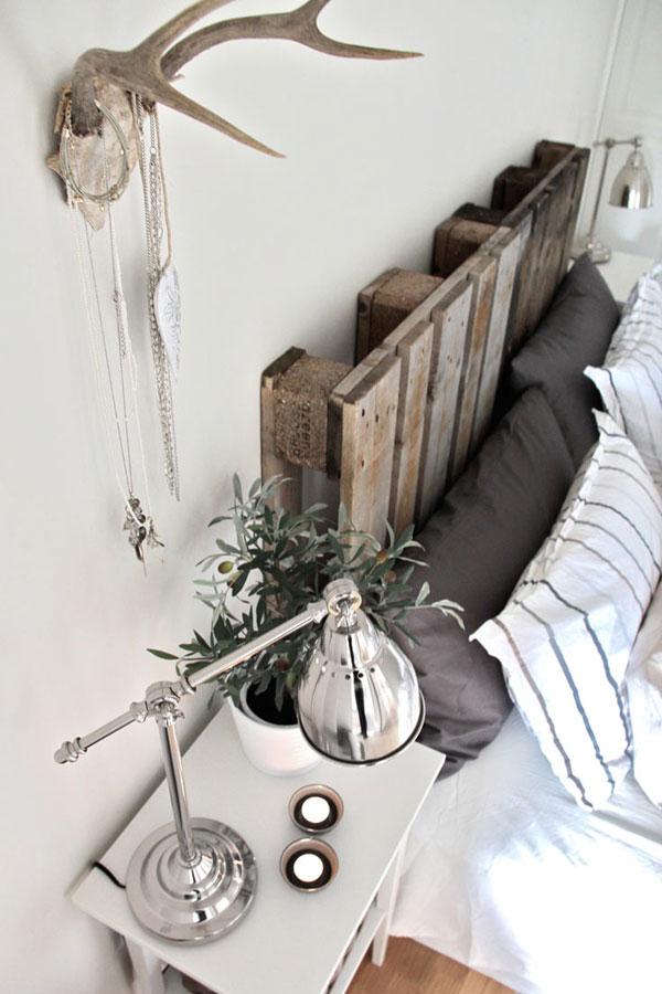 палети табло за легло