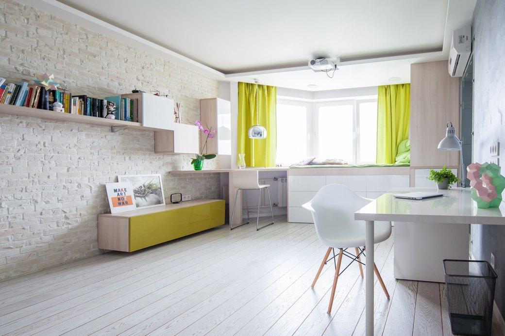 просторен малък апартамент - 1