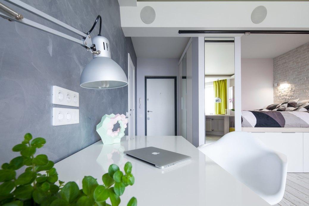 просторен малък апартамент - 11