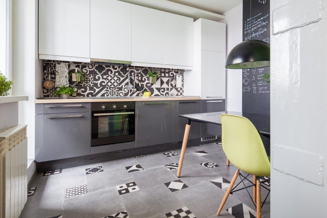 просторен малък апартамент - 12