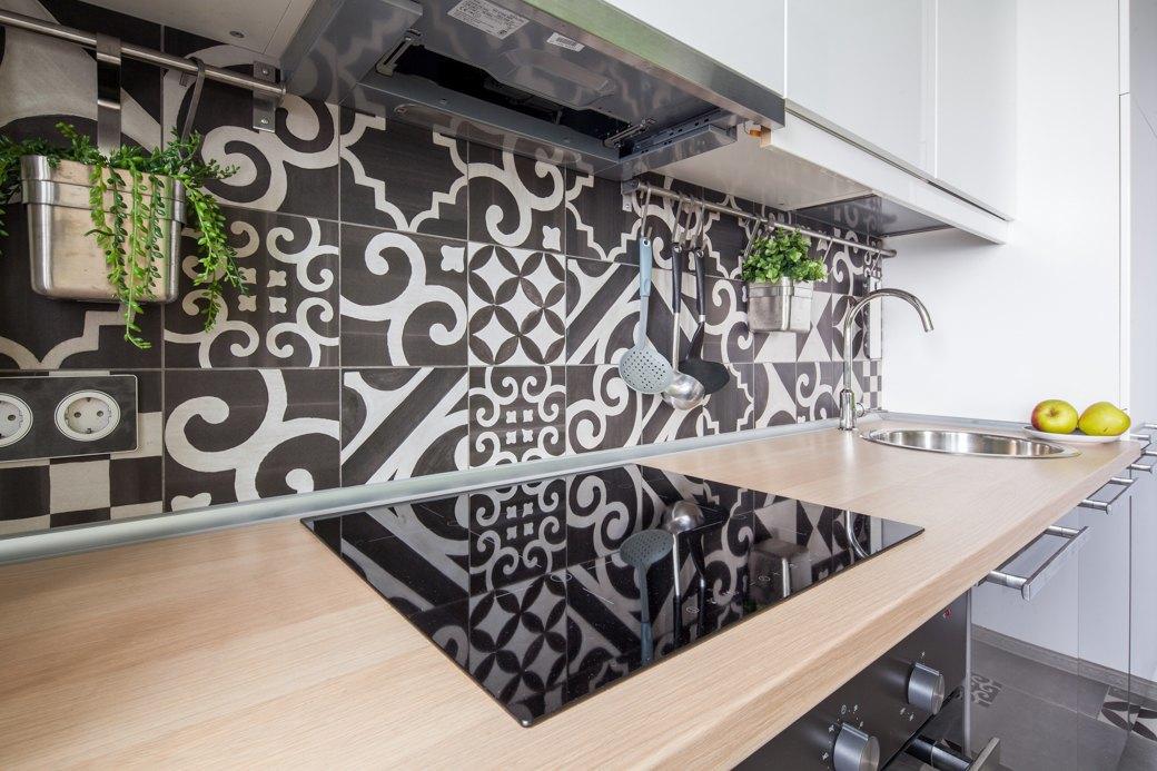 просторен малък апартамент - 15
