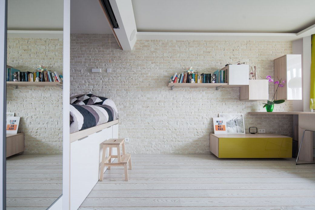 просторен малък апартамент - 2