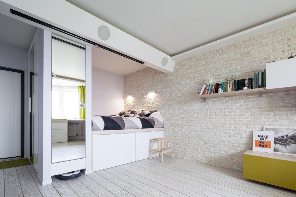 просторен малък апартамент - 5